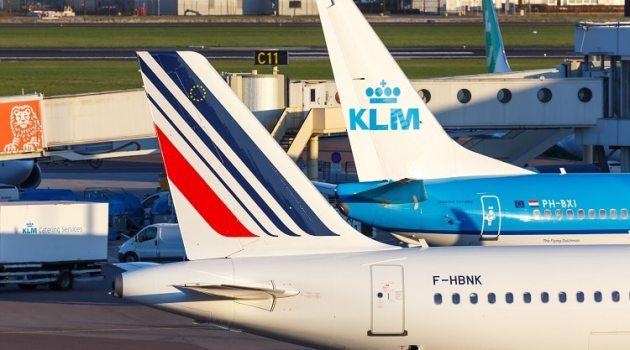Air France-KLM: uitgifte nieuwe aandelen