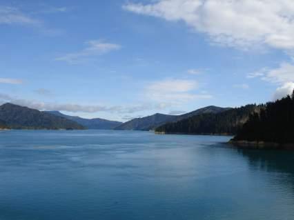 Marlborough Sounds New Zealand
