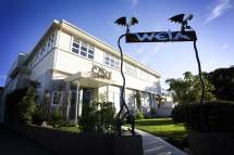 Weta Workshop Wellington New Zealand Cave Tour