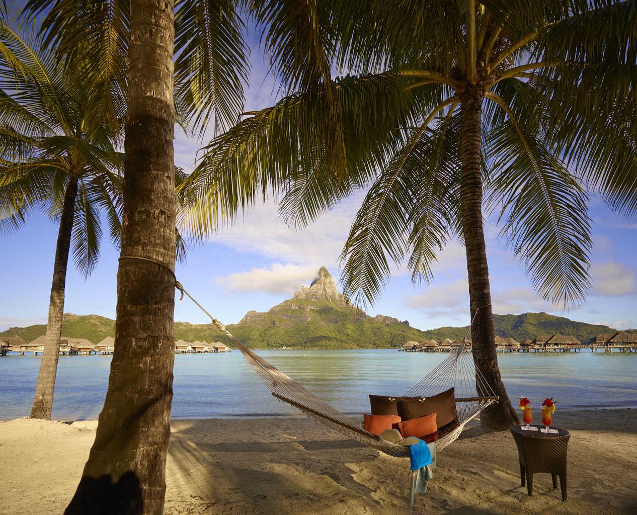 Intercontinental Bora Bora And Thalasso Spa Travel Pacific