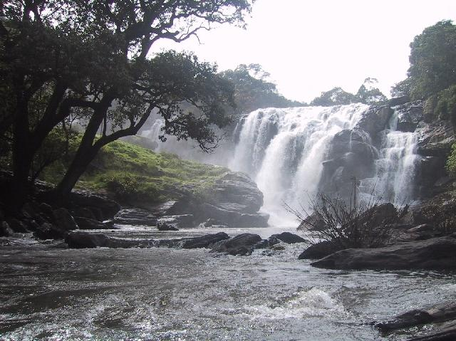Image result for Kuthumkal waterfalls in Munnar