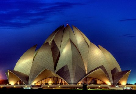 Image result for images of lotus temple, delhi