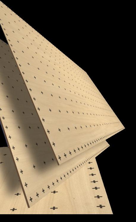 matrixx underlayment engineered