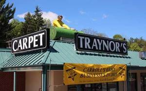 traynors carpet store westminster