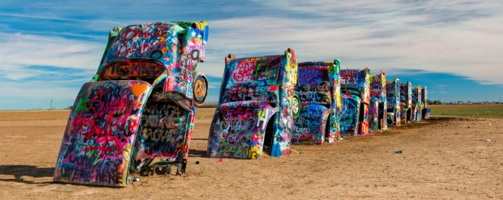 Cadillac Ranch | The Springsteen Experiment