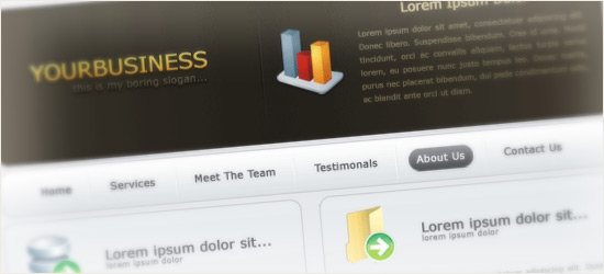 Business Layout 4