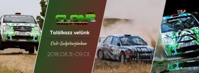 Clone Rally Team – Salgó Rally