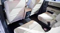 Honda Pilot with 2nd Row Captain Chairs
