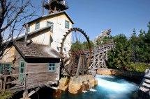 Disney California Adventure Park - Grizzly River Run