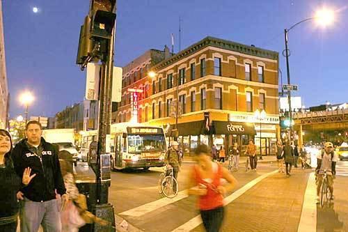 Wicker Park Neighborhood Profile  Chicago Tribune