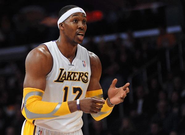 Lakers' Howard Having MRI On Shoulder Tribunedigital Chicagotribune