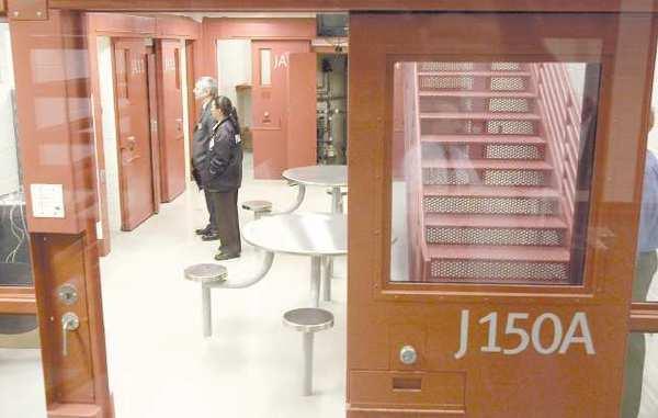 Glendale jail cell is paytostay  tribunedigital