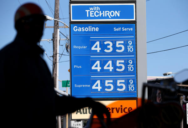 California to raise gas tax