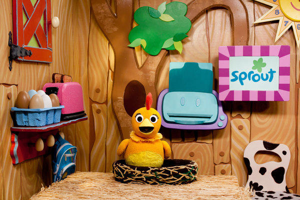 Cablevision To Give Kids Network Sprout A Boost Latimes