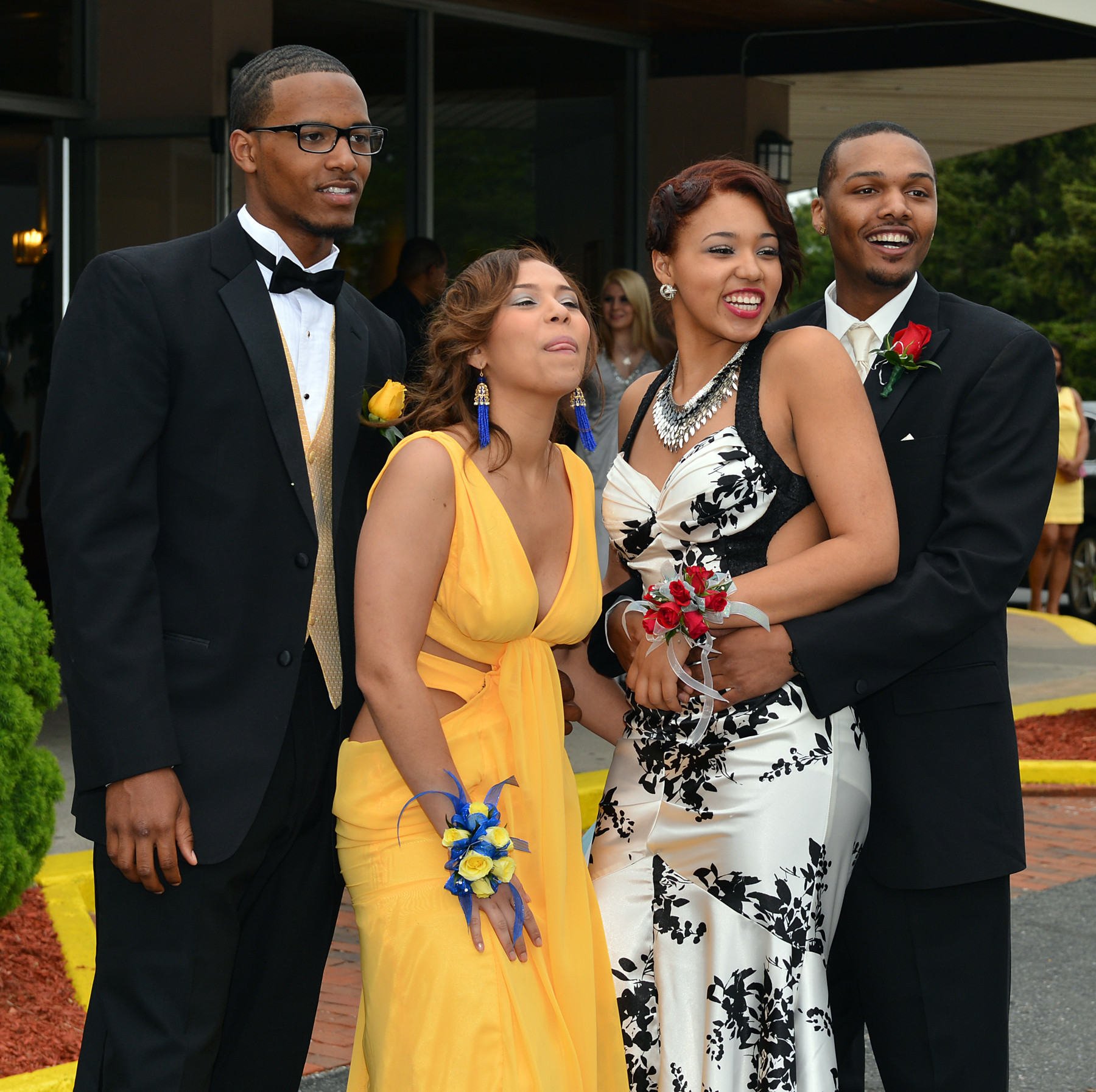 PICTURES William Allen High Schools Prom The Morning Call