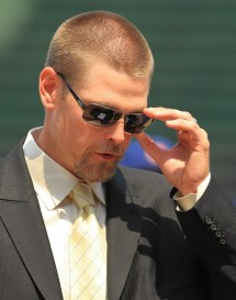 Cub Pitcher Kerry Wood Discovers Body In Belmont Harbor