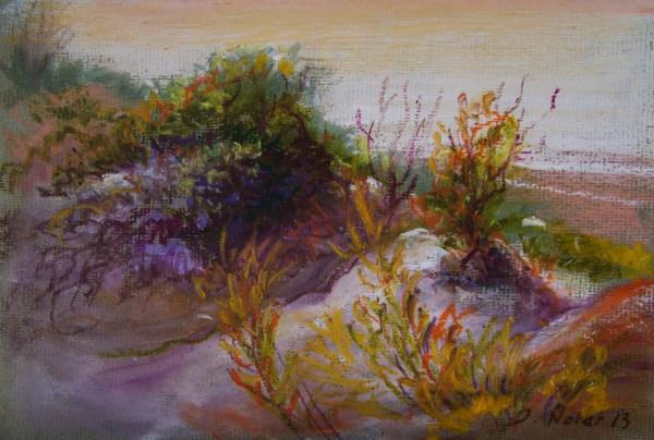 October Fine Art Paintings
