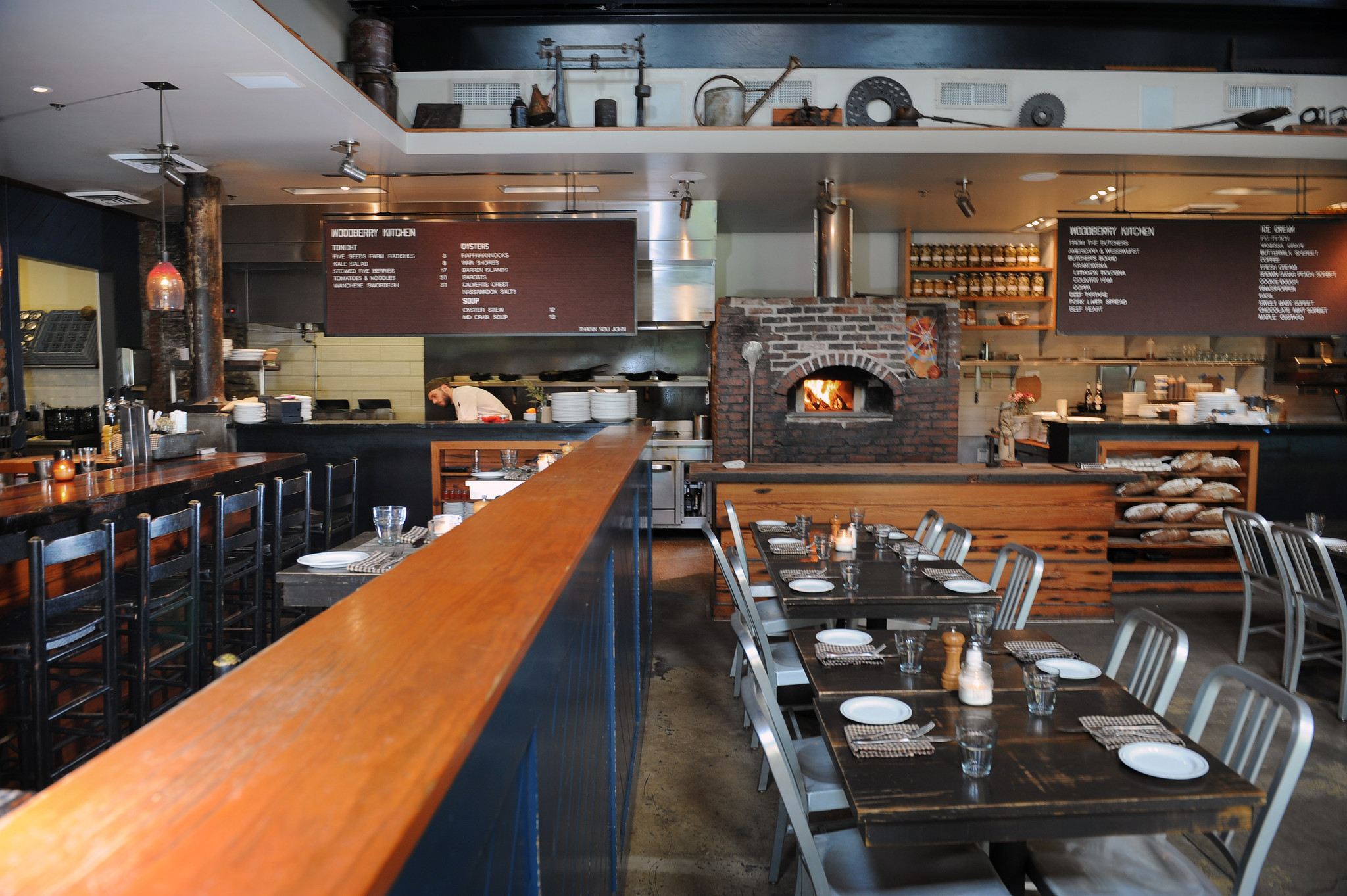 Six years later its still standing room only at Woodberry Kitchen  Baltimore Restaurant