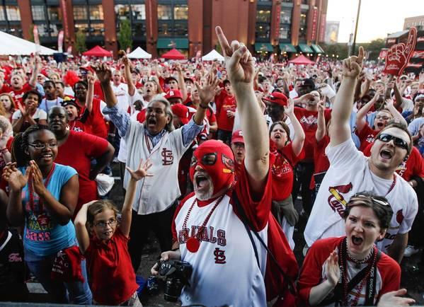 Cardinals Fans Are Insufferable Tribunedigital