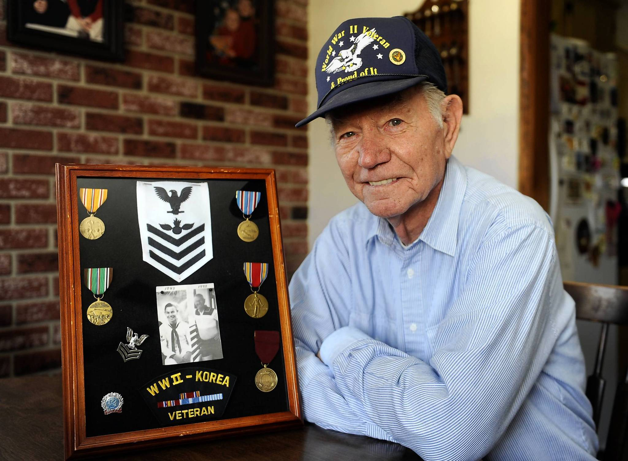 For some veterans underage enlistment is point of pride
