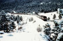 Amtrak Passengers California Stranded In Midwest Snow
