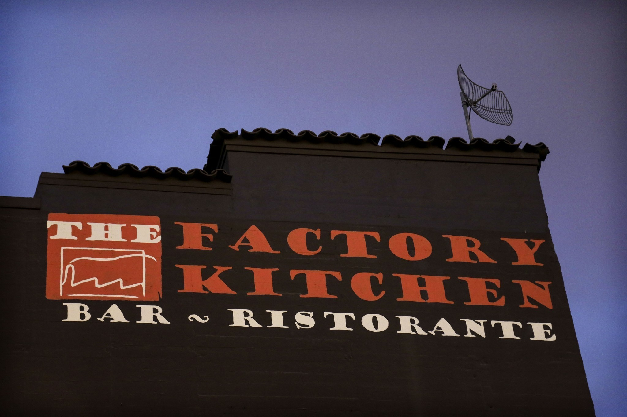 The Factory Kitchen Italian restaurant in the downtown Los Angeles arts district  LA Times