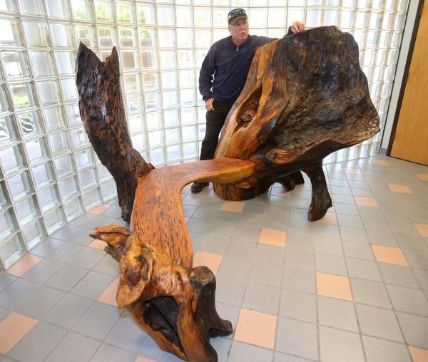 Seminole' Senator' Wooden Remains Live In