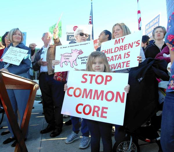 State Stands Common Core Education Standards