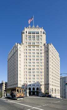 L. Investors Famed Mark Hopkins Hotel In San