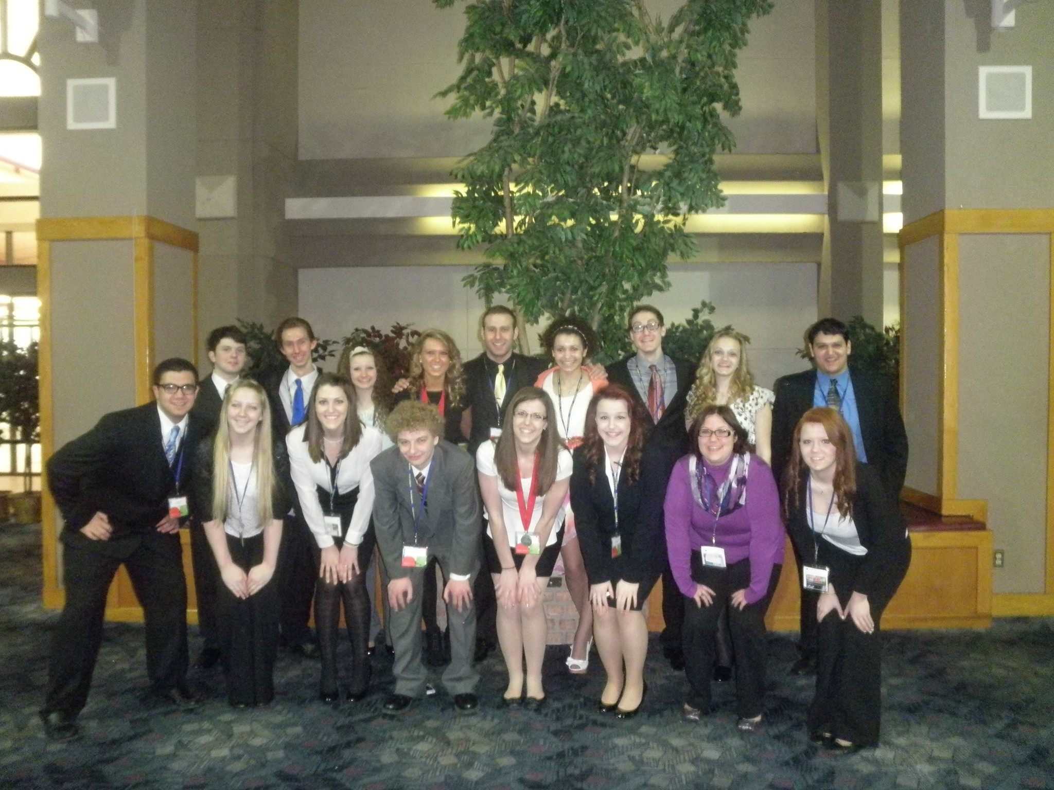 Johnsburg High School Business Students Win at Illinois DECA Competition - Chicago Tribune