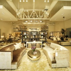 Mitchell Gold Sectional Sofa Flexsteel Sleeper Reviews + Bob Williams Showroom Opens In Beverly ...