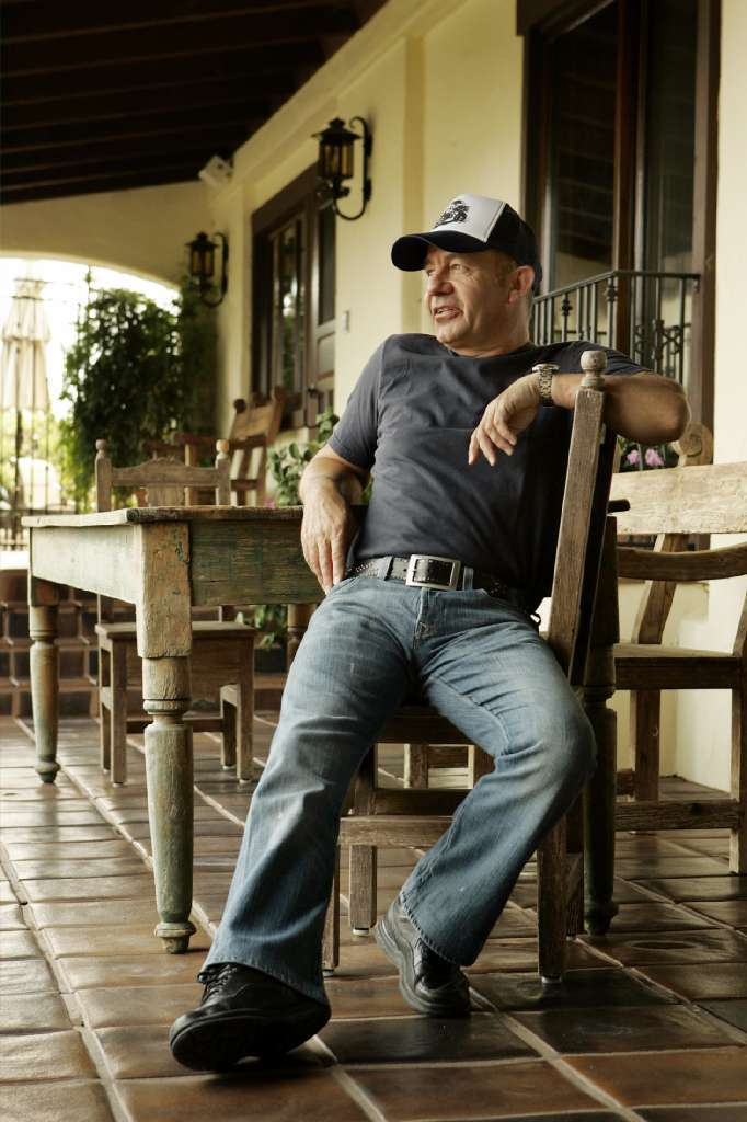Bernie Taupin lists his longtime ranch in the Santa Ynez