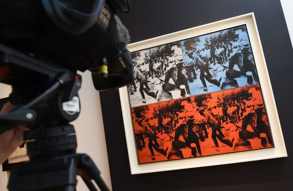Andy Warhol Paintings In 100 Million