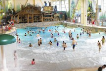 Hotel With Exclusive Indoor Water Park Rising