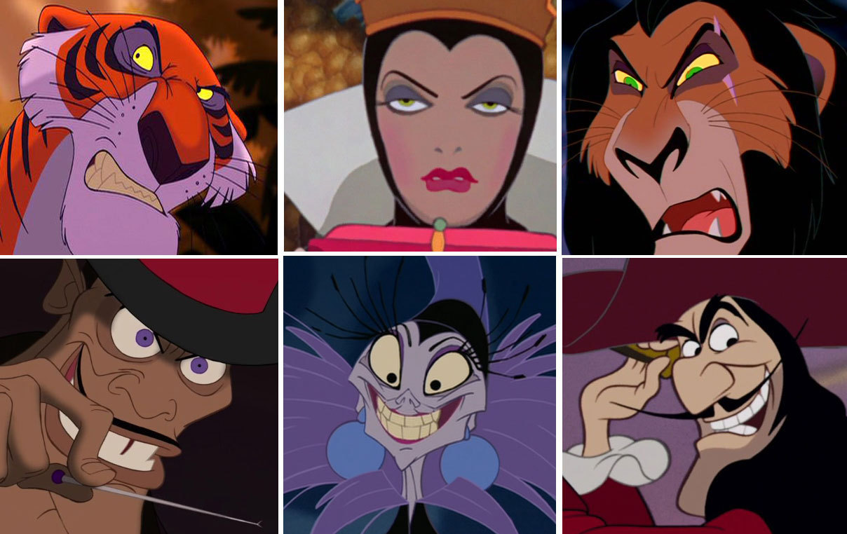 The 30 greatest Disney villains of all time  Orlando Sentinel