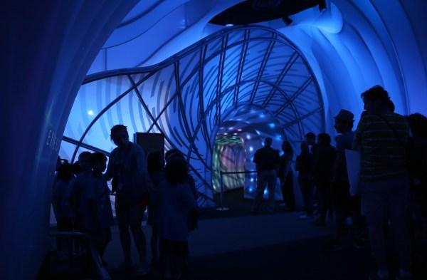 Guide Adler Planetarium Contemplating Infinite