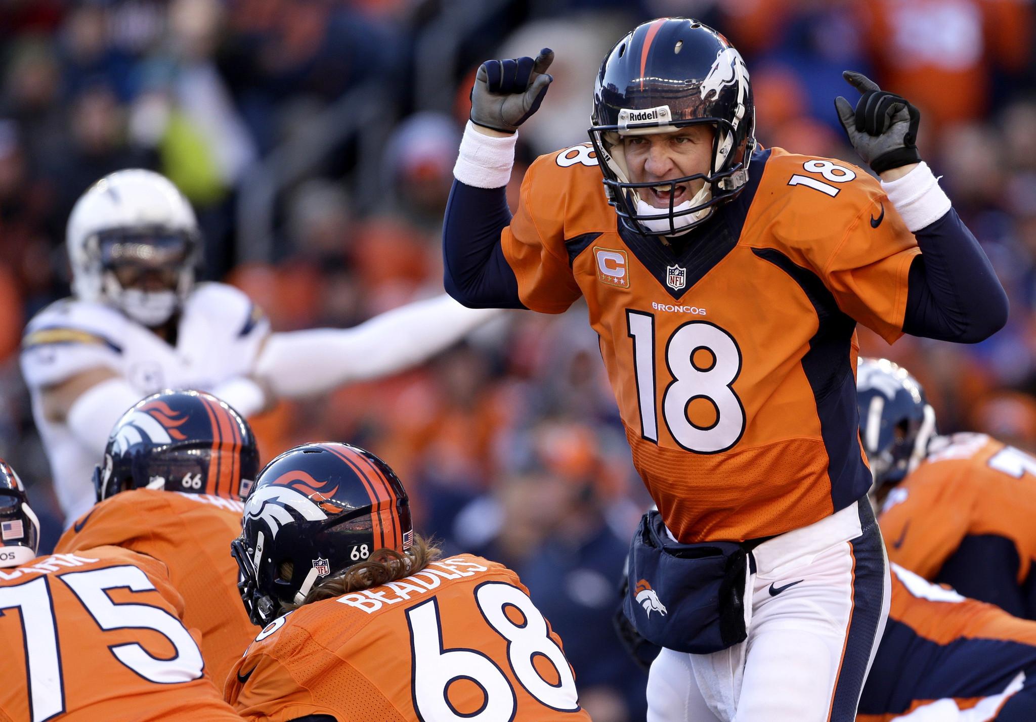 Peyton Manning Omaha Audible