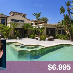 Custom Kitchen Island For Sale Cutthroat Game Jensen Ackles' Malibu Retreat Charms A Buyer - La Times