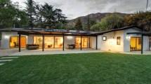 Home Of Day Midcentury Rambler In Altadena - La Times
