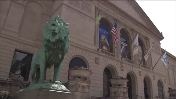 Art Institute Of Chicago Named Number Museum Worldwide