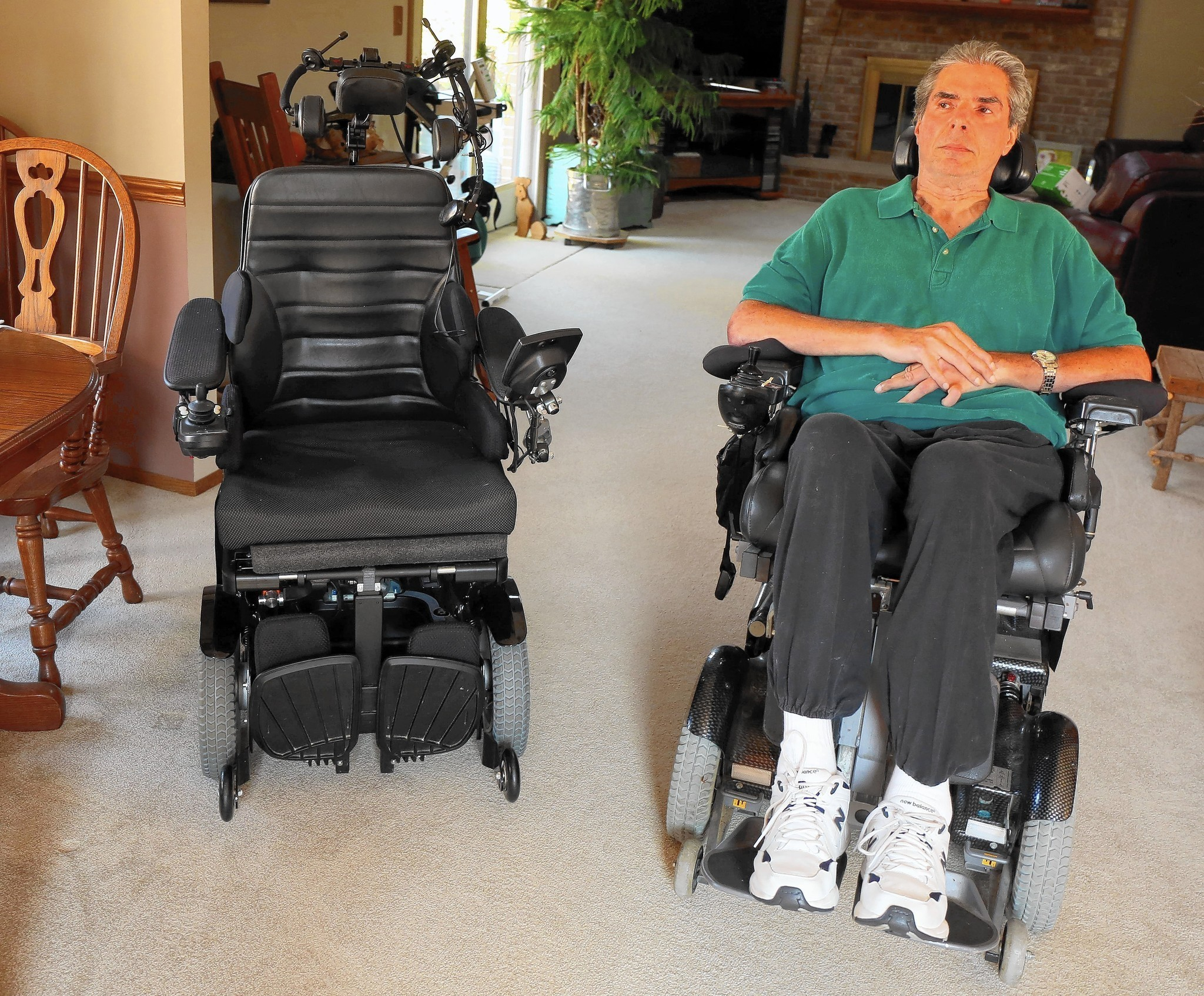 Wheelchair issues frustrate user  Chicago Tribune