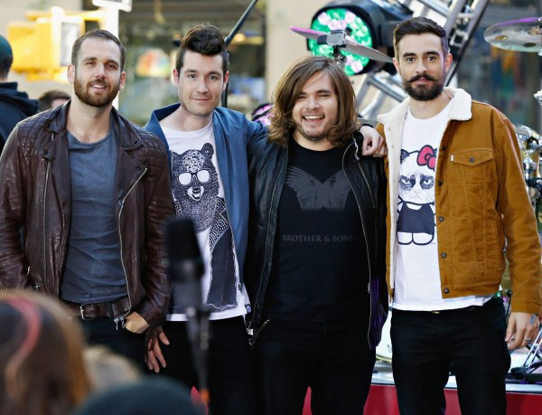 Bastille' Chris 'woody' Wood Reflects Whirlwind Year
