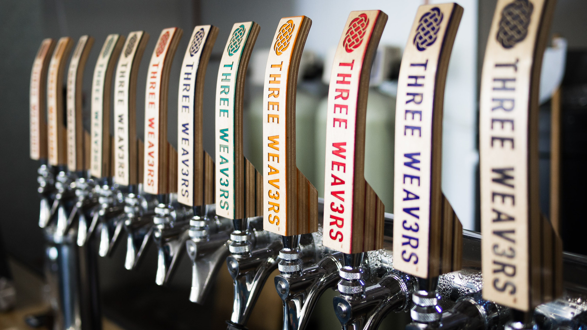 Buzzedabout Three Weavers brewery opens Saturday  LA Times