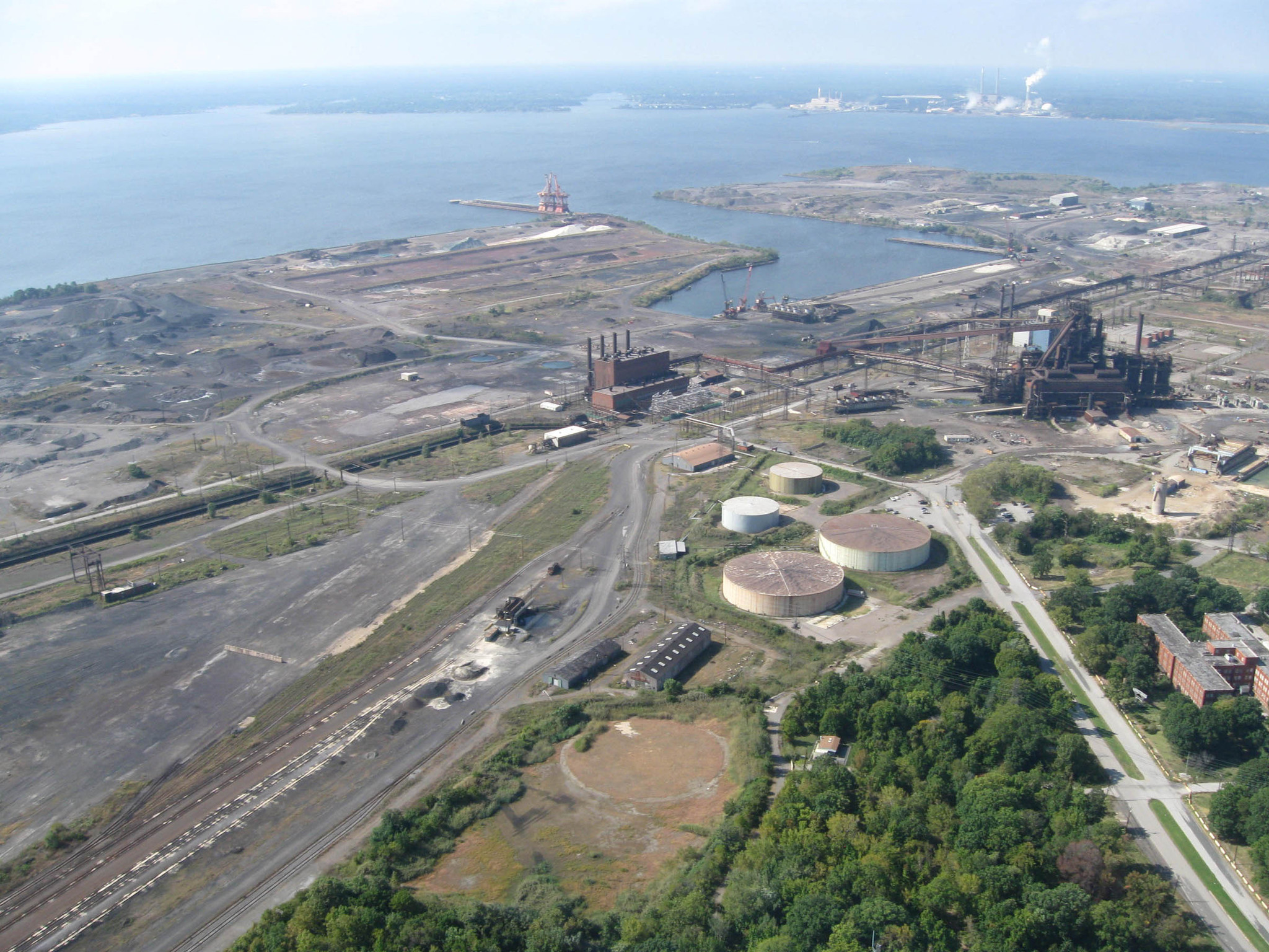 New Sparrows Point owner mum on future tenants  Baltimore Sun