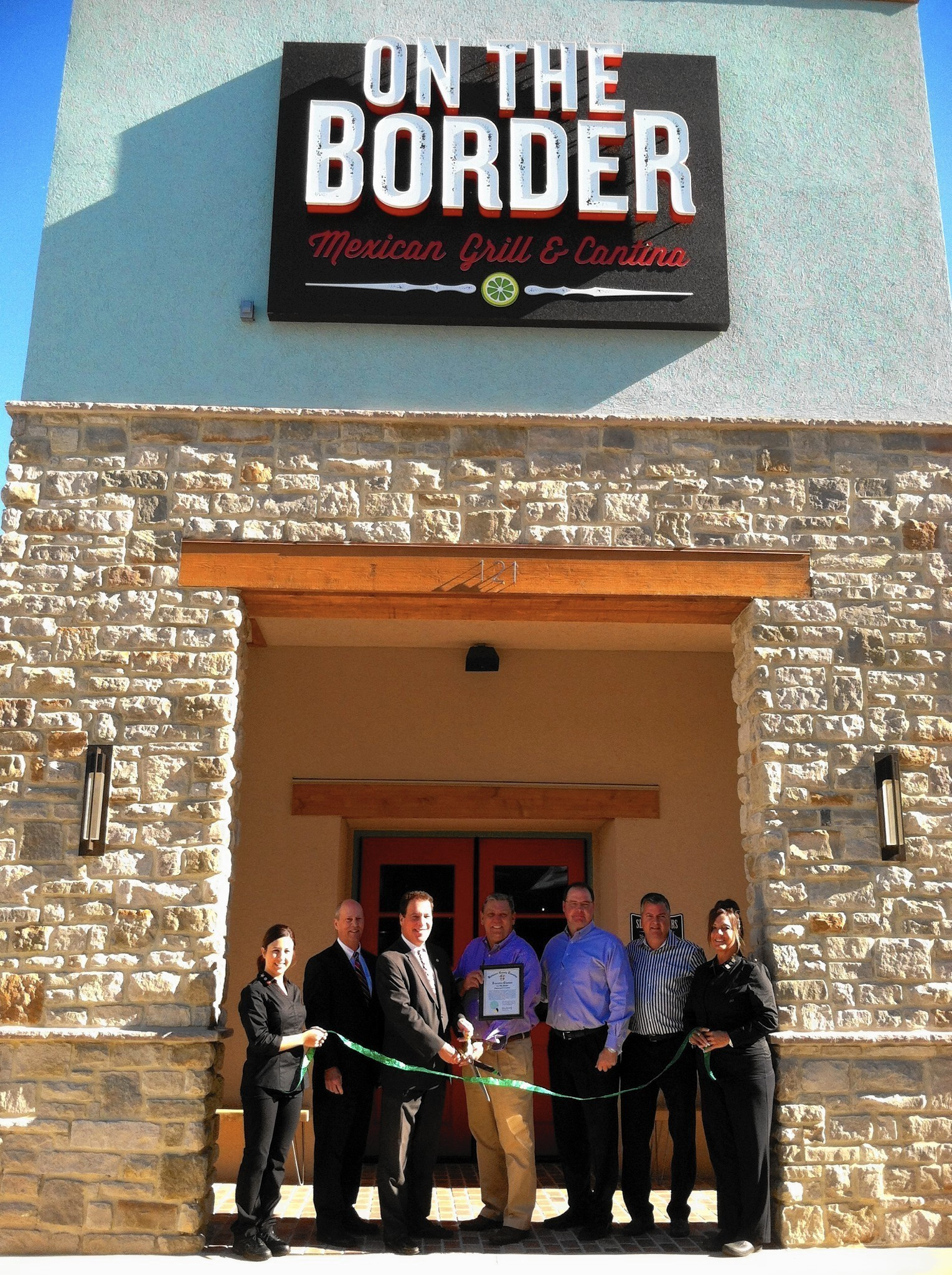 On The Border Mexican Grill Opens At Towson Square Baltimore Sun