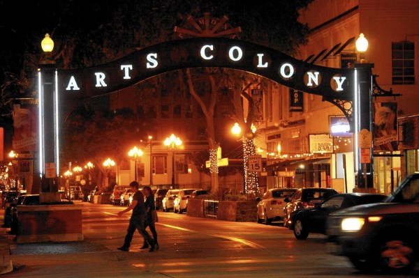 Nightlife Reenergizing Pomona - And Creating Problems La Times