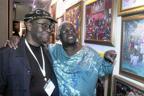 African American Artist Annie Lee