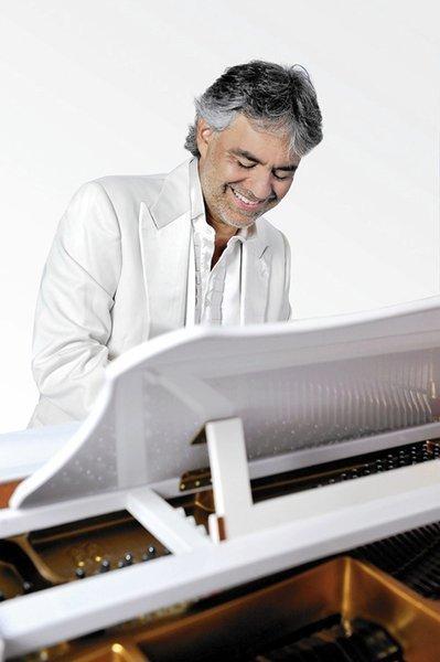Andrea Bocelli Interview Chicago Tribune