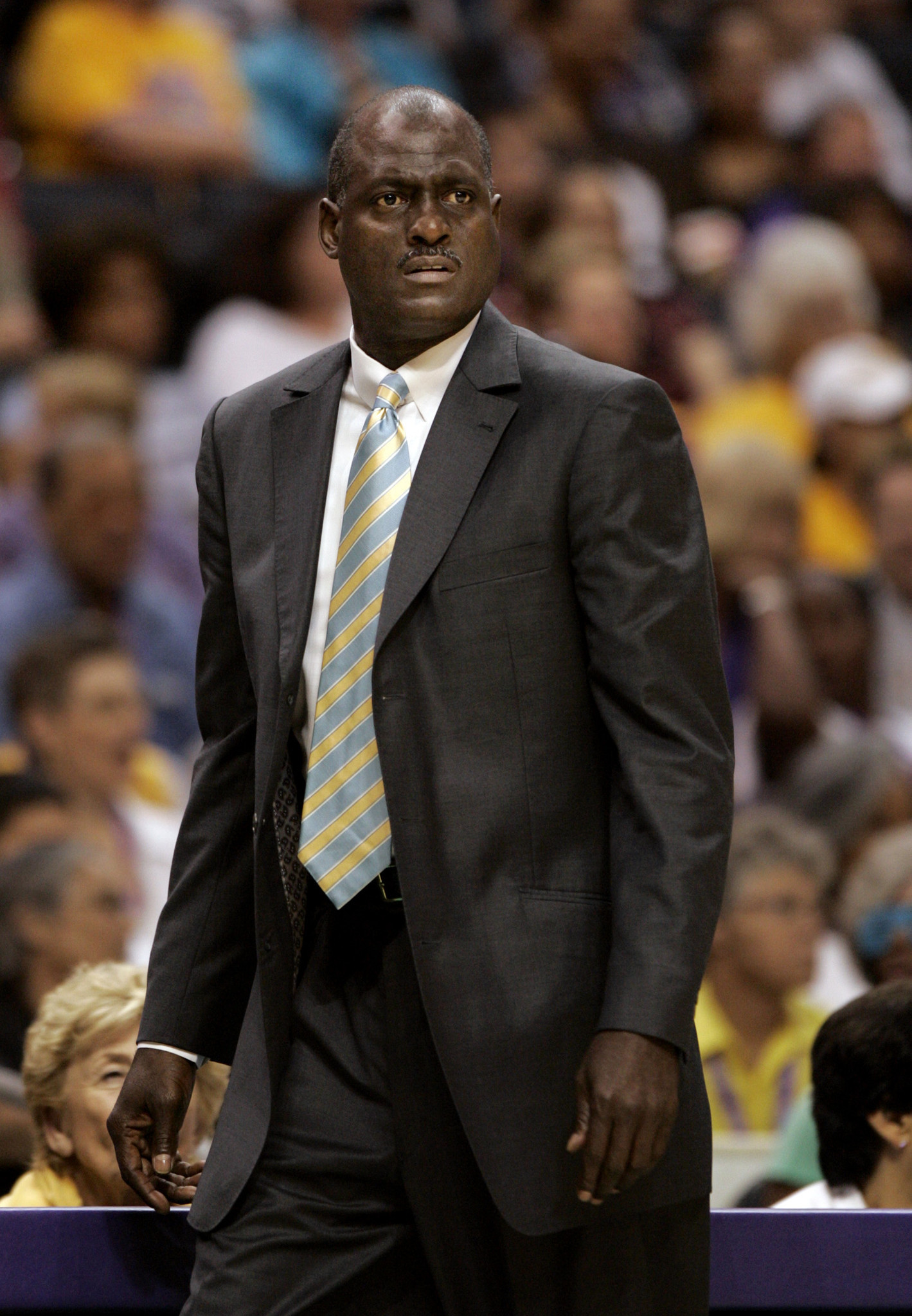 Former Showtime Laker Michael Cooper buys in View Park  LA Times