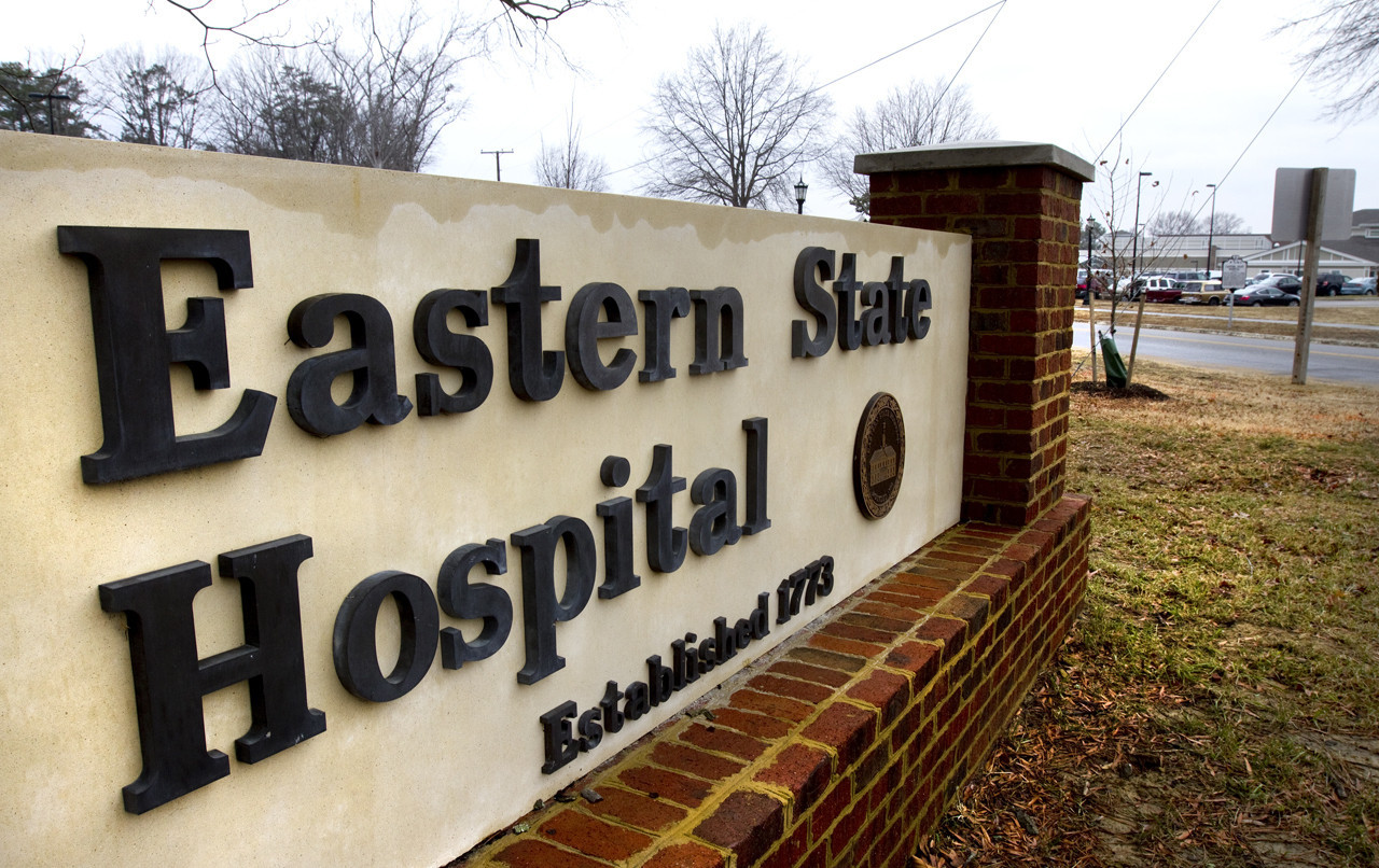 Dozens in mental health crisis admitted to Eastern State as 'last resort' - Daily Press
